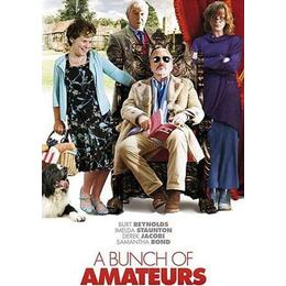 A Bunch of Amateurs [Blu-ray]